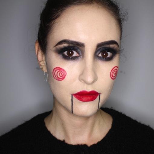 Easy Halloween Makeup