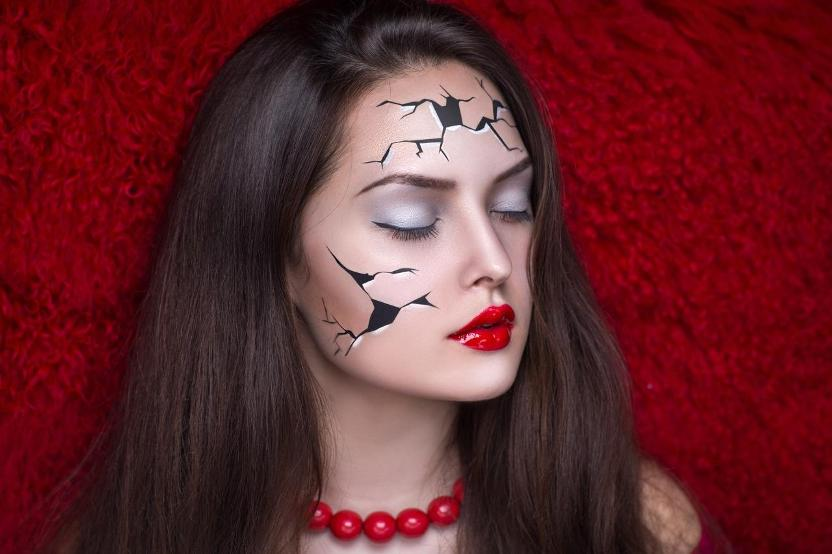 Creative Halloween Makeup