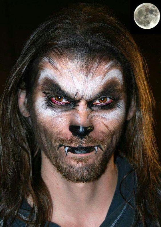 Halloween Makeup For Men