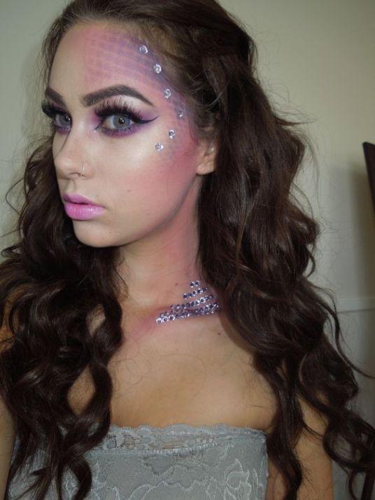 Mermaid Halloween Makeup