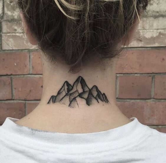 Neck Tattoo Designs
