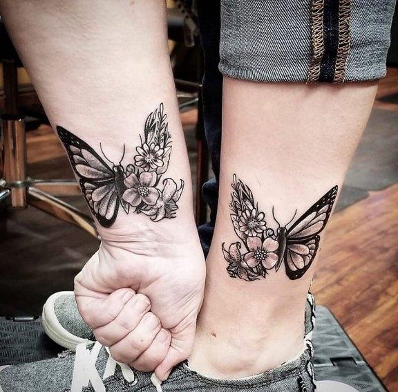 Matching Tattoo Design Ideas