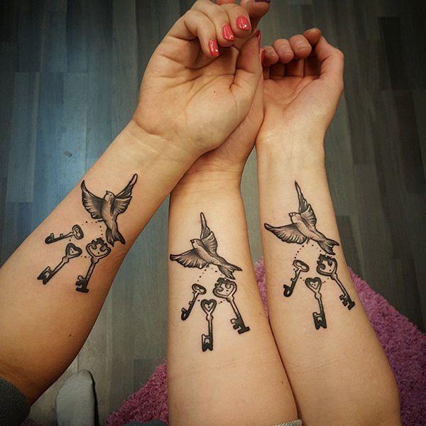 Sister Tattoo Designs