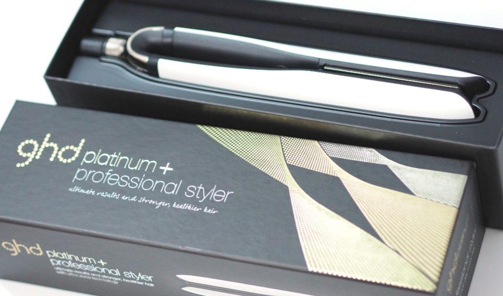 GHD Platinum Professional Styler Hair Straightener Review