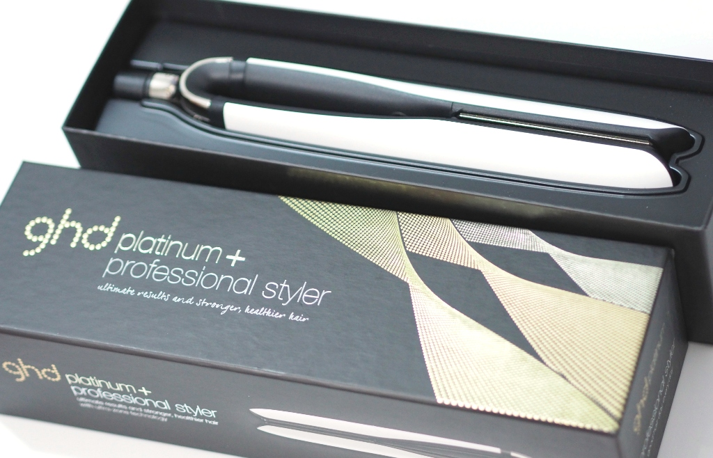 GHD Platinum Professional Styler Hair Straightener Review
