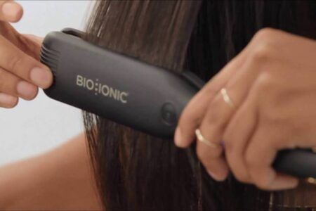 Bio Ionic GoldPro Smoothing Styling Iron Review