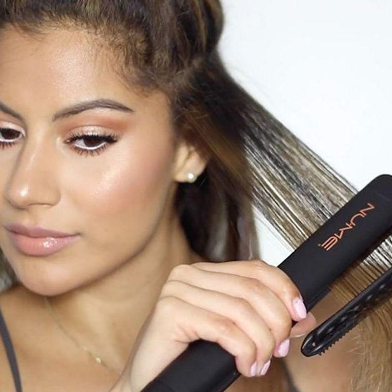 NuMe Megastar Hair Straightener Review