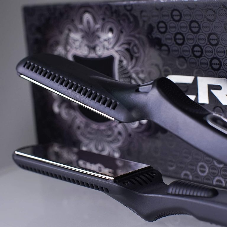 Croc Classic Black Titanium 1.5'' Flat Iron Review