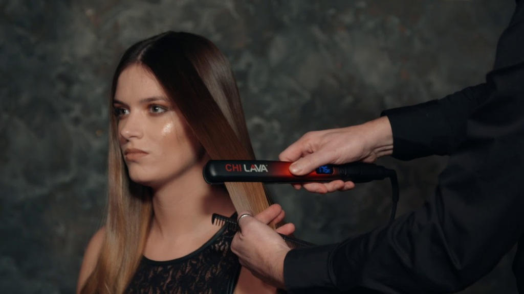 CHI Lava Ceramic Hairstyling Flat Iron Review