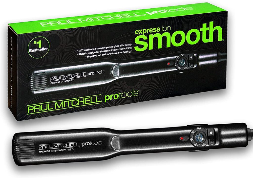 Paul Mitchell Express Ion Smooth Flat Iron Review
