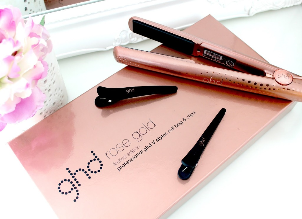 GHD Limited Edition Gold Styler Review