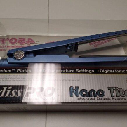 BaBylissPRO Nano Titanium Digital Straightening Iron Review