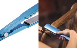 BaBylissPRO Nano Titanium Ionic vs Ultra-Thin Flat Iron