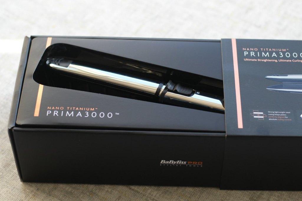 BaBylissPRO Nano Titanium Prima 3000