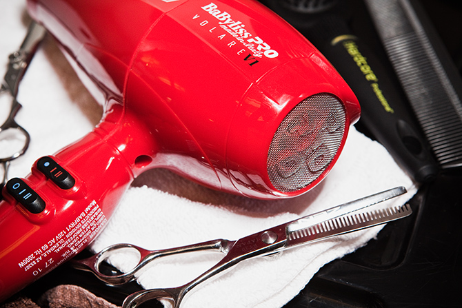 BaBylissPRO Volare V1 Dryer with Ferrari Designed Engine