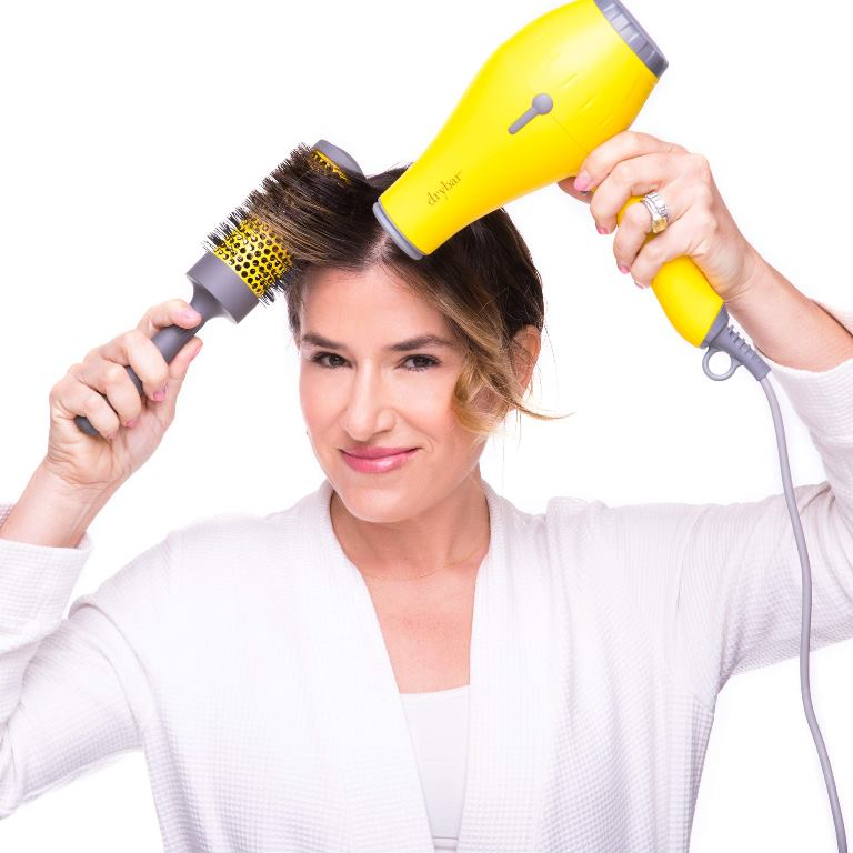 Drybar Baby Buttercup Travel Blow Dryer Review