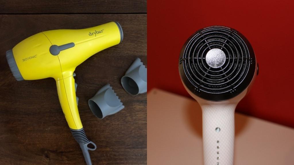 Drybar Buttercup vs T3 Featherweight Hair Dryer
