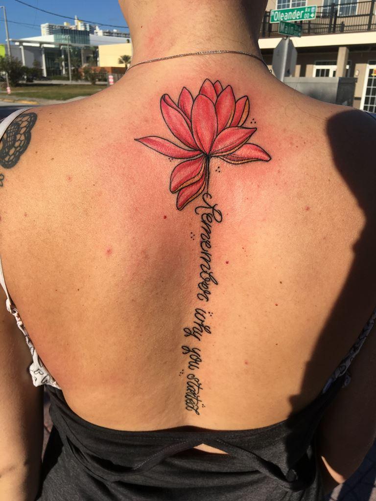 Tattoo Lettering Design Ideas