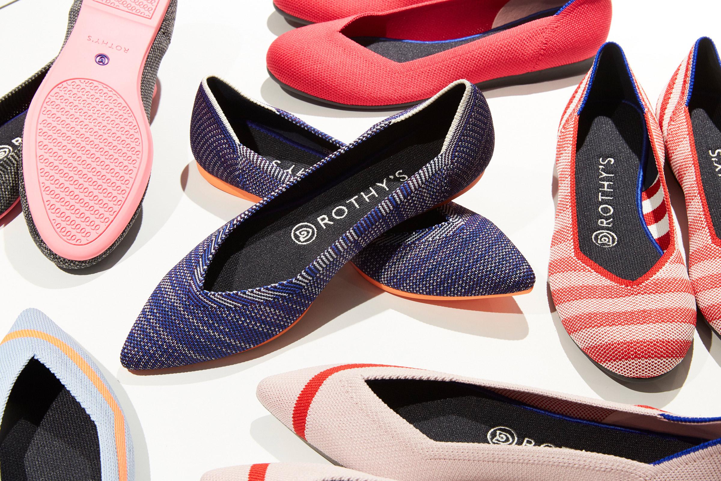 Rothy's footwear