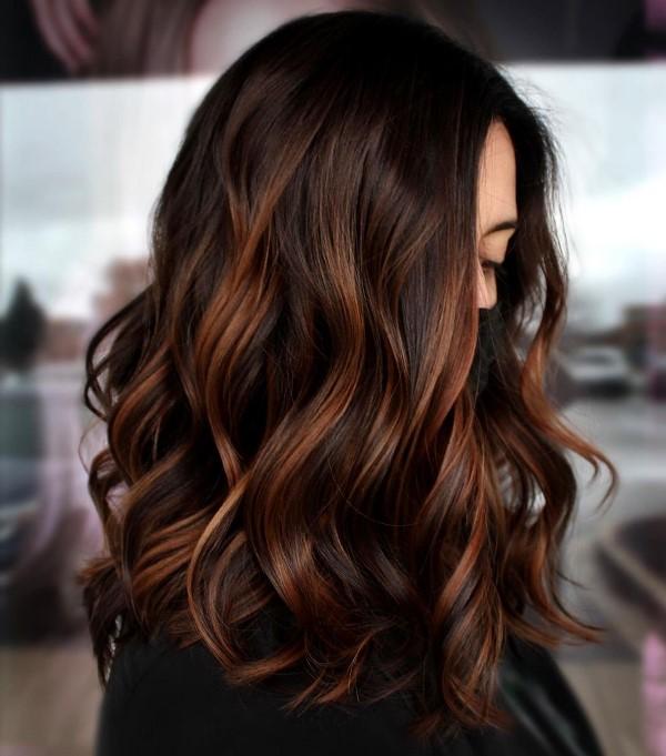 Hair Color Ideas for Dark Skin