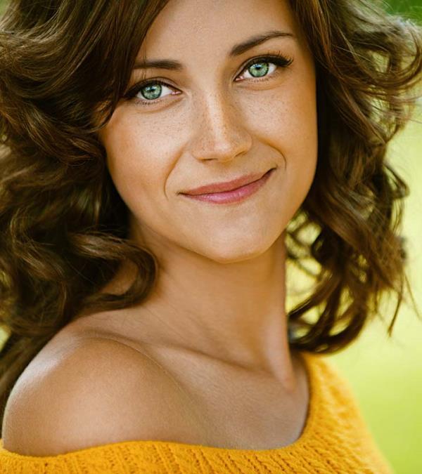Hair Colors for Green Eye