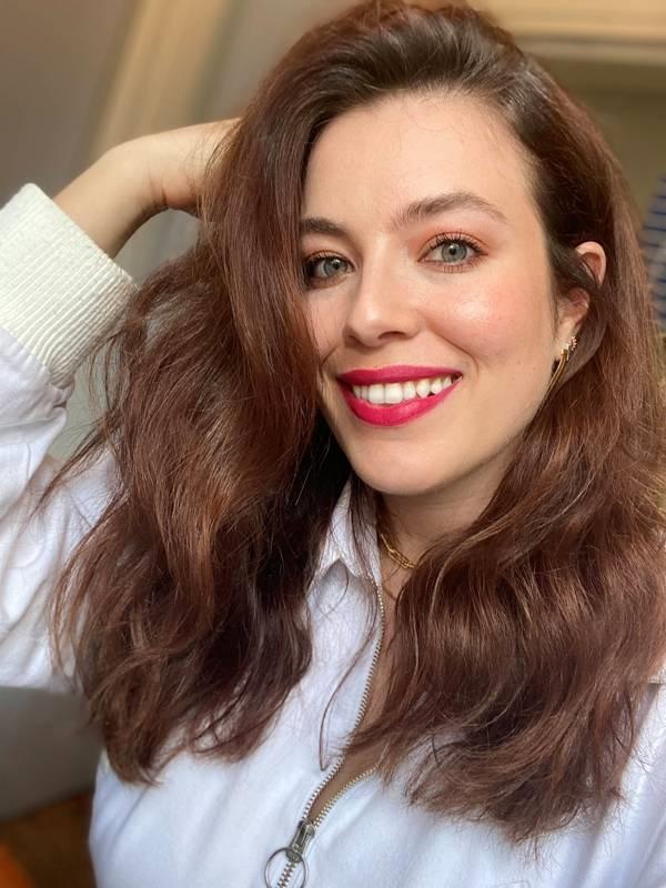 Hair Color for Neutral Skin Tone