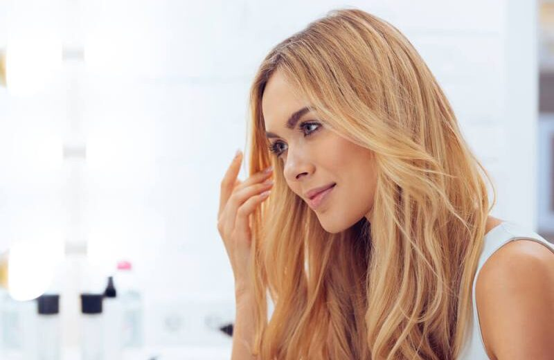 Blonde Hair Colors for Pale Skin