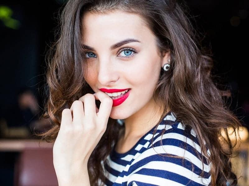 Hair Colors for Blue Eyes and Fair Skin