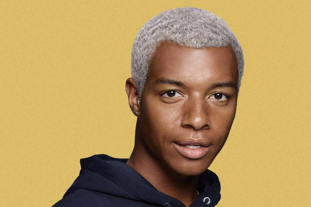 Hair Colors for Men with Dark Skin