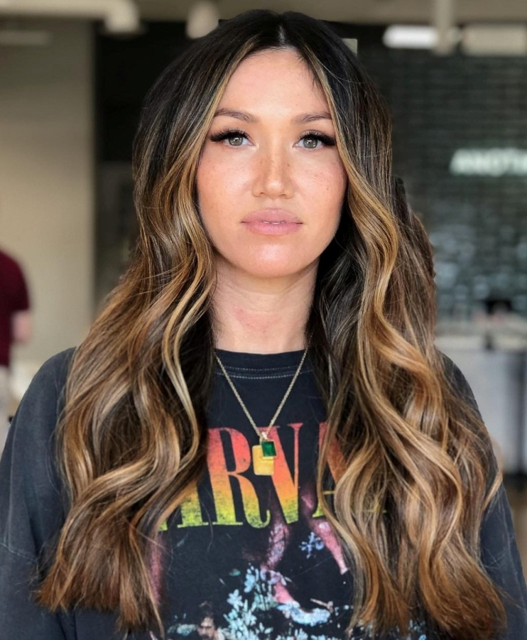 Hair Color for Warm Skin Tone