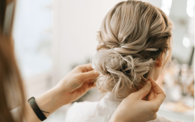 Wedding Hairstyles for Women over 50